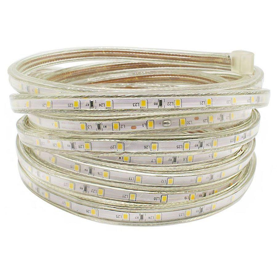 "Светодиодная LED лента гибкая 220V PROlum™ IP68 2835\60 Series ""S"""
