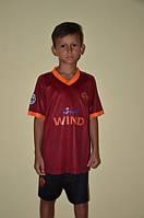 Футбольная форма команды Рома