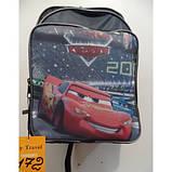 Рюкзак школьный Тачки, фото 3