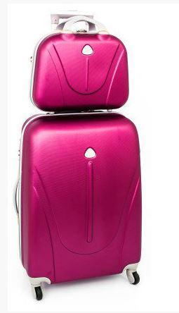 Дорожній чемодан RYANAIR Фіолетовою