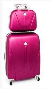 Дорожный чемодан RYANAIR Фиолетовой