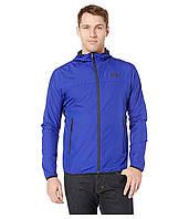 Спортивная куртка The North Face Flyweight Hoodie Aztec Blue/TNF Black - Оригинал