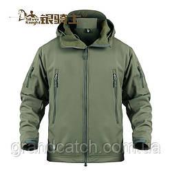 Куртка Soft Shell Silver Knight (олива)