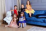 Платье  для девочек  с пышной юбочкой, фото 2