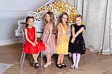 Платье  для девочек  с пышной юбочкой, фото 3