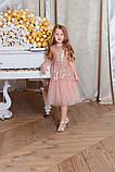 Платье  для девочек  с пышной юбочкой, фото 7