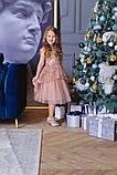 Платье  для девочек  с пышной юбочкой, фото 8