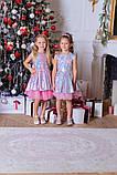 Очень красивое нарядное платье для девочек, фото 3