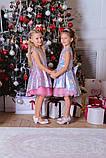 Очень красивое нарядное платье для девочек, фото 4