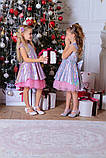 Очень красивое нарядное платье для девочек, фото 5