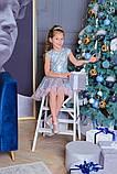 Очень красивое нарядное платье для девочек, фото 6