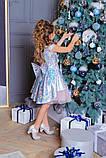 Очень красивое нарядное платье для девочек, фото 8