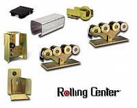 Комплект Rolling Center MAGNUM для ворот до 1200 кг, проем до 16м, до 16 м, до 1200 кг, 24м (6+6+6+6)