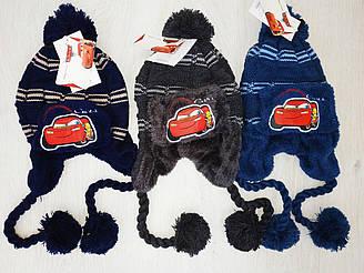 Шапки для мальчиков, Disney, Венгрия, рр. 52, 54, арт. 48774,