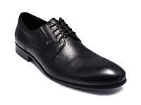Туфли BOSS VICTORI 615-603B-9A-Z071 Черные