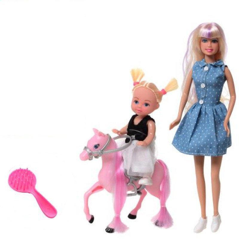 Кукла Plays Defa Lucy куколки с лошадкой (8399)