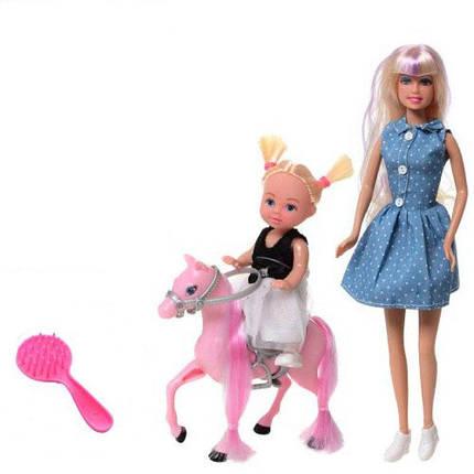 Кукла Plays Defa Lucy куколки с лошадкой (8399), фото 2