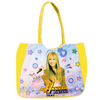 Пляжная сумка BagHouse 45х36х13 см Желтый
