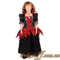 Платье на Хеллоуин, детское