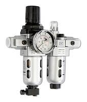 Фильтр регулирования давления и смазки GROZ 60405 FRCLM136134-S/G.