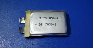 Аккумулятор Li-pol DESIRE 703048 3,7v 850mAh-25С