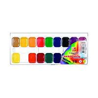 Краски акварель медовые Луч 10с540/19с1292, 18 цветов, б/кист.