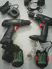 Перепакування акумуляторів шуруповерта на літієві батареї 18650