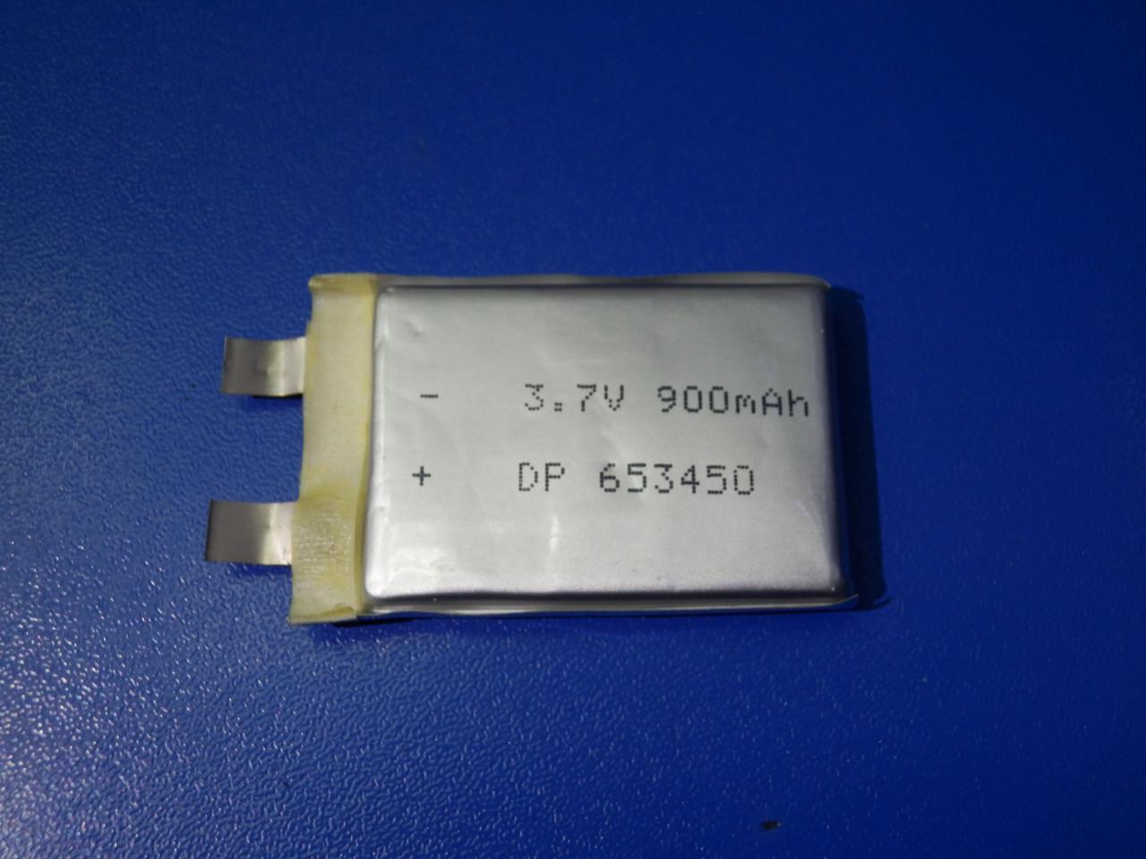 Акумулятор Li-pol DESIRE 653450 3,7 v 900mAh-15С
