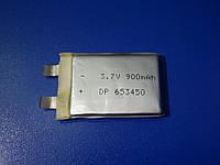 Аккумулятор Li-pol DESIRE 653450 3,7v 900mAh-15С