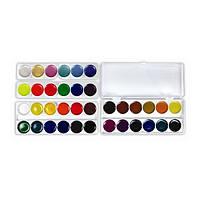 """Краски акварель """"Классика"""" Луч 21с1381-1101, 36 цветов, б/кист."""
