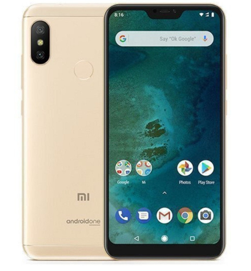 Xiaomi Mi A2 Lite 4/32Gb Gold Global