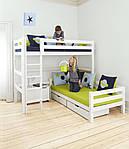 Детские двухъярусные кровати – как выбрать правильную модель