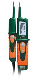 Указатель напряжения Extech VT30-E, многофункциональный тестер напряжения на 690В с ЖК дисплеем - «IPS» — контрольно измерительные приборы: газоанализаторы, тепловизоры, мультиметры, осциллографы в Одессе
