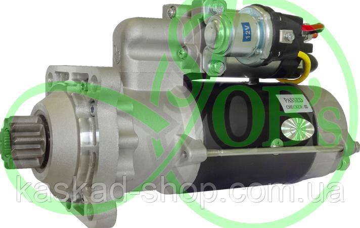 New Holland Стартер редукторный 12v  4.2kw  z9. , фото 2