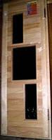 Двери из натурального дерева Хай Тек