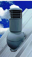 Вентиляційний вихід УТЕПЛЕНИЙ для ГОТОВОЇ покрівлі 150 мм, фото 1