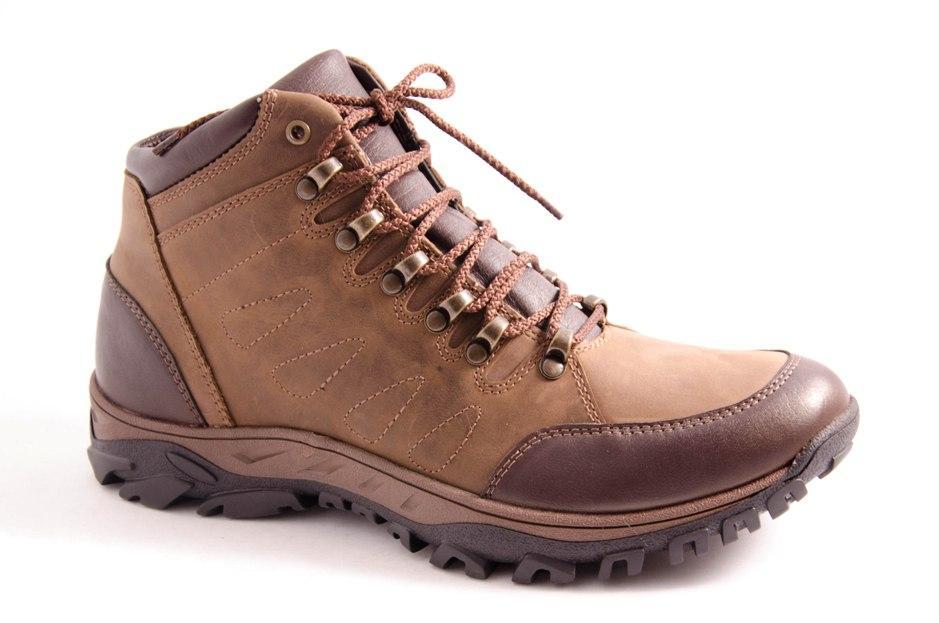 Ботинки мужские коричневые Romani 4731516/2 р.40-45