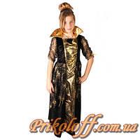 """Платье на Хеллоуин """"Королева Пауков"""""""