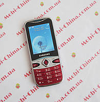 """Копия Samsung S3 red dual sim 2.4"""", фото 1"""