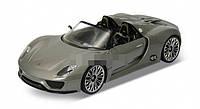 Модель машины 1:24 PORSCHE 918 SPYDER WELLY