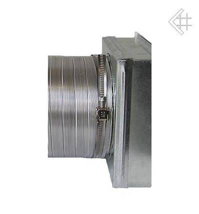 Розетта для терморукава 17х37 см Ø125, фото 2