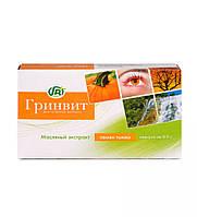 ГРИНВИТ | Масляный экстракт семян тыквы Грин-Виза | лечение печени ЖКТ простаты противогельминтное 84 капсулы