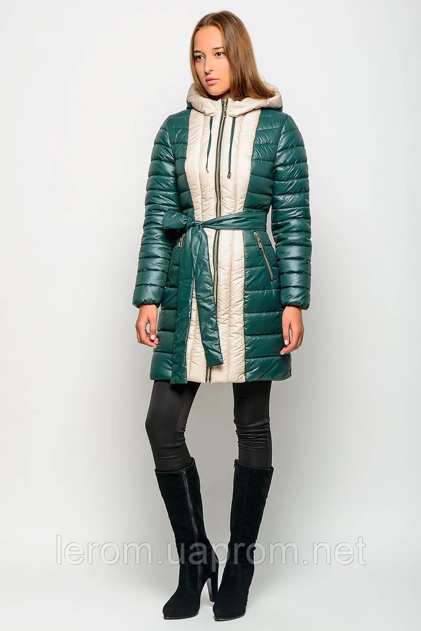 Зимова подовжена Куртка K&ML -17307