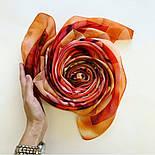 10290-4, павлопосадский платок шерстяной (разреженная шерсть) с швом зиг-заг, фото 9
