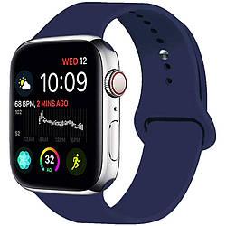 Силиконовый ремешок для Apple watch 38mm / 40mm, Epik