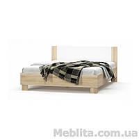 Кровать двуспальная Маркос 160 Мебель-Сервис