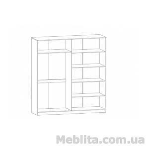 Шкаф 4Д Маркос Мебель-Сервис , фото 2