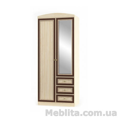 Шкаф 2Д3Ш Дисней Мебель-Сервис , фото 2