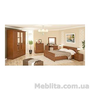 Спальня Даллас вишня Мебель-Сервис , фото 2
