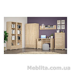 Шкаф 2Д1Ш Гресс Мебель-Сервис , фото 3
